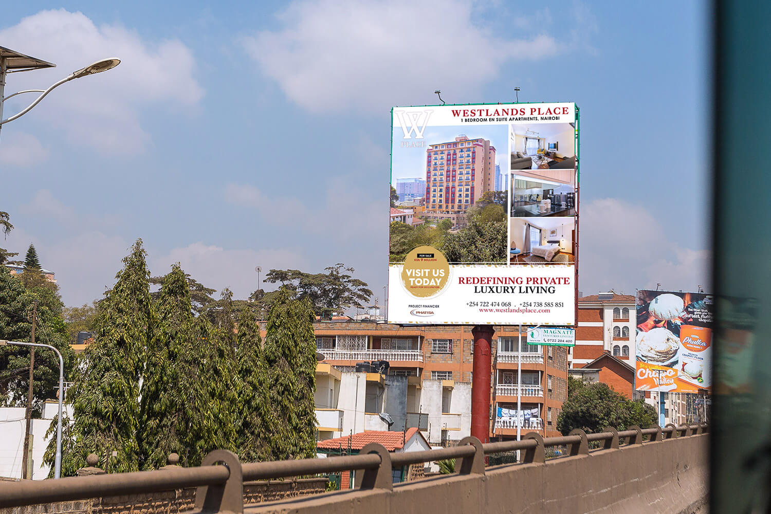 Westlands Place (Billboard)