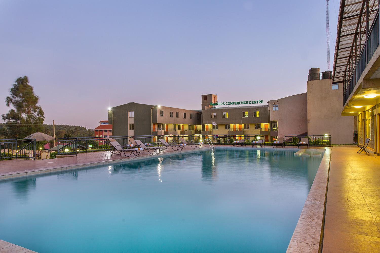 Kilimo Grand Hotel, Kikuyu