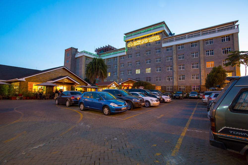 Eastlands Hotel, Kilimani
