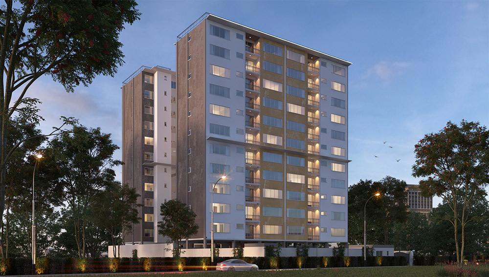 Royal Greens Apartments