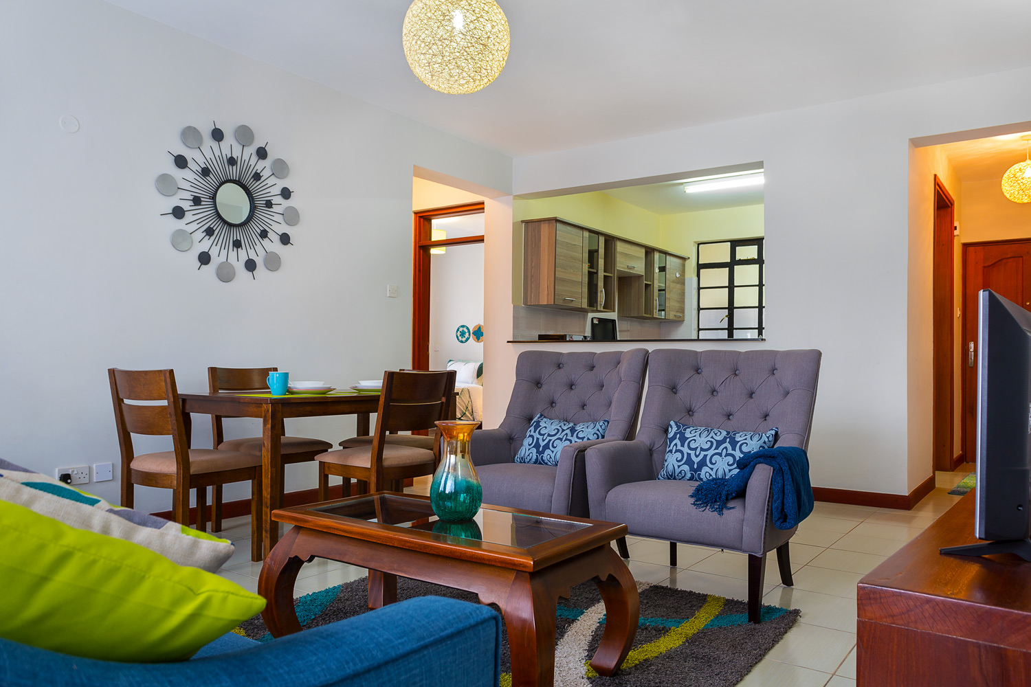Westpoint Heights Furnished Apartment