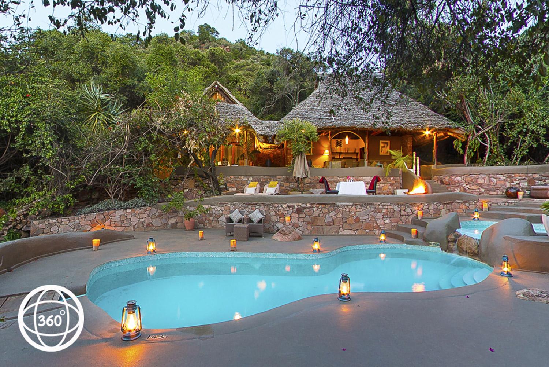 Olarro Lodge, Masai Mara